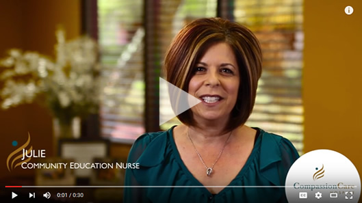 CompassionCare Hospice Care Services of Las vegas, Nevada Introductory Video